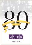 2010: ACER celebrates its 80th birthday.