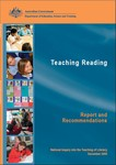 2005: The National Inquiry into the Teaching of Literacy is released in December.