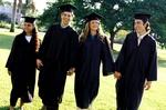 Graduating - Higher education