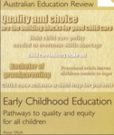 Early Childhood Education : Pathways to quality and equity for all children