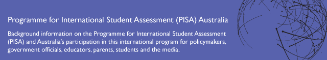 OECD Programme for International Student Assessment (PISA) Australia