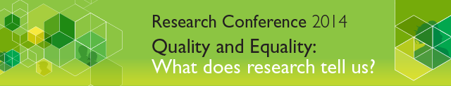 2014 - Quality and Equity: What does research tell us?