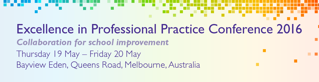 Excellence in Professional Practice Conference