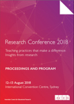 RC 2018 poster