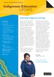 Indigenous Education Update (No. 1) -- March 2013