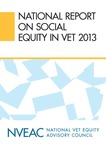 National report on social equity in VET