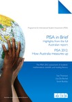 PISA in brief : highlights from the full Australian report : PISA 2012 : how Australia measures up
