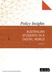 Australian Students in a Digital World