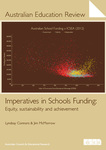 Imperatives in Schools Funding: Equity, sustainability and achievement