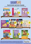 Infographic: Top borrowed picture books