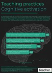 Infographic: Teaching practices – Cognitive activation by Jo Earp